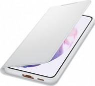 Samsung Galaxy S21 Plus Led View Book Case Grijs