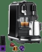 Sage Nespresso Creatista Uno SNE500BKS Best geteste koffiezetapparaat