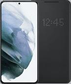 Samsung Galaxy S21 Plus 128 GB Zwart 5G + Samsung Smart Led View Cover Zwart