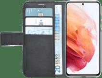 Azuri Wallet Samsung Galaxy S21 Book Case Zwart