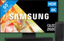 Samsung QLED 65Q95T + Soundbar