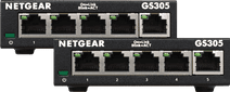 Netgear GS305 v3 Duo Pack