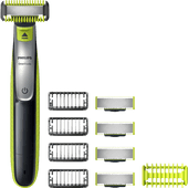 Philips OneBlade Face + Body QP2630 + 4 Lames Supplémentaires