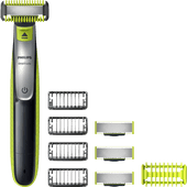 Philips OneBlade Face + Body QP2630 + 3 Lames Supplémentaires