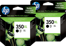HP 350XL Cartridges Zwart Duo Pack