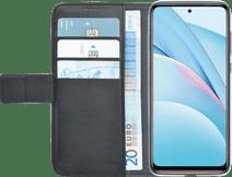 Azuri Wallet Xiaomi Mi 10T Lite Book Case Zwart