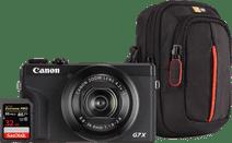 Canon PowerShot G7 X Mark III Kit de Démarrage