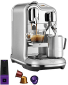 Sage Nespresso Creatista Pro SNE900BSS Stainless Steel (BE)