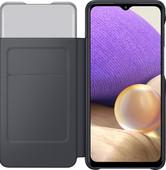 Samsung Galaxy A32 5G Smart S View Book Case Zwart