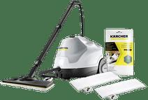 Karcher SC 4 EasyFix Premium + Microvezel Vloerdoeken + Ontkalkpoeder