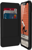 UAG Metropolis Apple iPhone 12 Pro Max Book Case Zwart