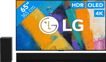 LG OLED65GX6LA + Soundbar