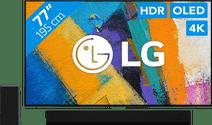 LG OLED77GX6LA + Soundbar