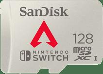 SanDisk MicroSDXC Extreme Gaming 128 Go Apex Legends (sous licence Nintendo)