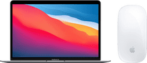 Apple MacBook Air (2020) MGN63FN/A Space Gray AZERTY + Apple Magic Mouse 2