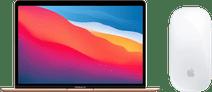 Apple MacBook Air (2020) MGND3FN/A Goud AZERTY + Apple Magic Mouse 2