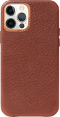Decoded Apple iPhone 12 mini Back Cover met MagSafe Magneet Leer Bruin