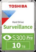 Toshiba S300 PRO Surveillance Hard Drive 10 To HDWT31AUZSVA