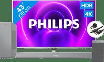 Philips 43PUS8505 + Soundbar + Wifi speaker + HDMI kabel