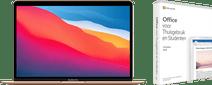 Apple MacBook Air (2020) MGND3FN/A Goud AZERTY + Microsoft Office 2019