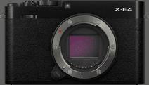 Fujifilm X-E4 Zwart + MHG-XE4 + TR-XE4