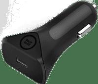 BlueBuilt Autolader zonder Kabel Power Delivery 30W Zwart