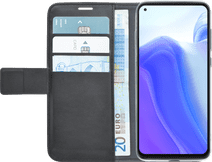 Azuri Wallet Xiaomi Mi 10T / 10T Pro Book Case Zwart