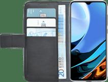 Azuri Wallet Xiaomi Redmi 9T Book Case Zwart
