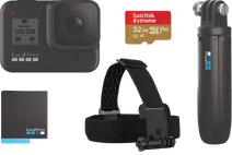 GoPro HERO 8 Black Bundel
