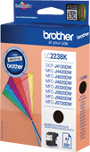 Brother LC-223 Cartridge Zwart