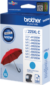 Brother LC-225XL Cartouche Cyan