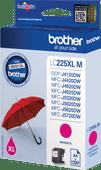 Brother LC-225XL Cartouche Magenta
