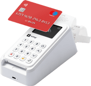 SumUp 3G + Wifi Card Reader met Pinapparaat