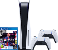 PlayStation 5 + FIFA 21 + PlayStation 5 DualSense Controller