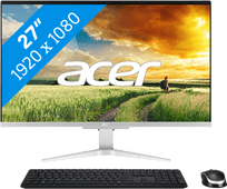 Acer Aspire C27-1655 I5626 BE All-in-One Azerty