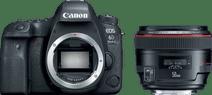 Canon EOS 6D Mark II + EF 50mm f/1.2L USM