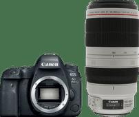 Canon EOS 6D Mark II + EF 100-400mm f/4.5-5.6L IS II USM