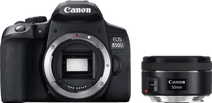 Canon EOS 850D + EF 50mm f/1.8 STM