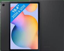Samsung Galaxy Tab S6 Lite 128 Go Wi-Fi + 4G Gris + Samsung Book Case Gris