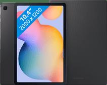 Samsung Galaxy Tab S6 Lite 128 Go Wi-Fi Gris + Samsung Book Case Gris