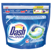 Dash All-in-1 Pods Regular 44 stuks