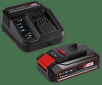 Einhell Power-X-Change 2,5 Ah accu + oplader