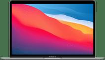 Apple MacBook Air (2020) 16GB/512GB Apple M1 met 8 core GPU Zilver AZERTY