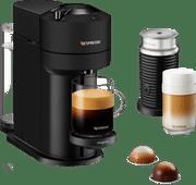 Magimix Nespresso Vertuo Next met Aeroccino Mat Zwart