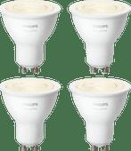 Philips Hue White GU10 Bluetooth 4-Pack