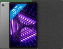 Lenovo Tab M10 HD (2nd generation) 64GB WiFi Gray + Lenovo Book Case Black