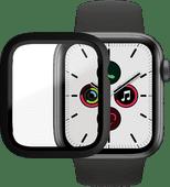 PanzerGlass Full Body Apple Watch Series 6, SE, 5 en 4 40mm Screenprotector Glas Zwart
