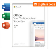 Microsoft Office Home and Student NL - Digital code