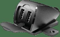 Lampa USB Fix Trek 2 Universele Oplader Motor met 2 Usb A Oplaadpoorten