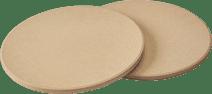 Napoleon Grills Pizzasteen TravelQ ø 25cm 2 stuks